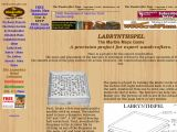 Labrynth Marble Maze Game