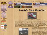 Rumble Seat Rambler