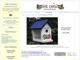 Bird house/ Bird Feeder Plans